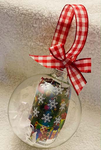 Scratch-Off Tree Baubles