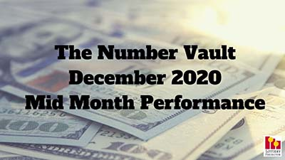 Number Vault Lottery Tip Sheet Performance