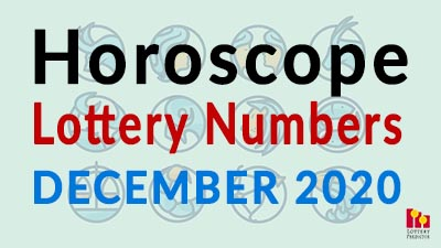 Horoscope Lottery Predictions For December 2020