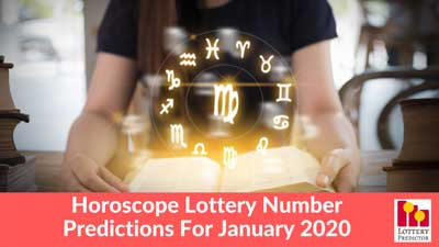 Horoscope Lottery Predictions For January 2020