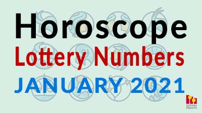 Horoscope Lottery Predictions For January 2021