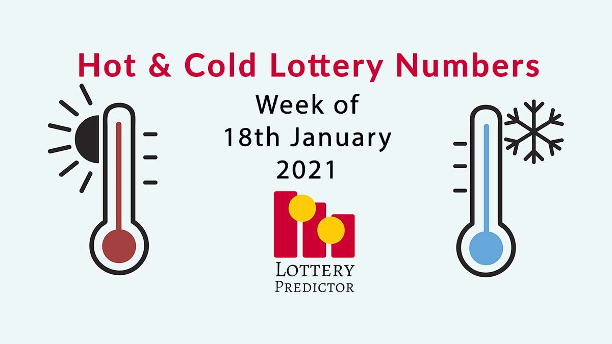 Hot and Cold Pick 3 & Pick 4 Lottery Numbers
