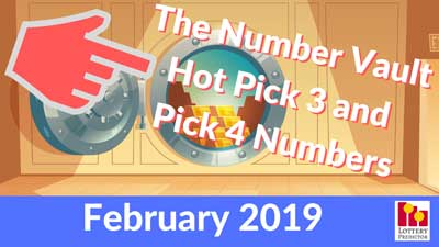 The Number Vault Lottery Tip Sheet February 2019 Mid Month RoundUp