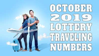 Hot Traveling Lottery Numbers October 2019