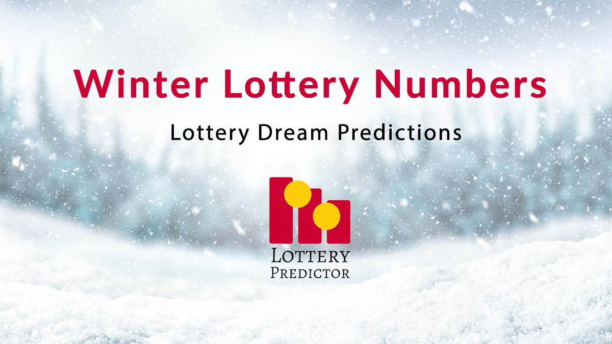Winter Dream Lottery Numbers